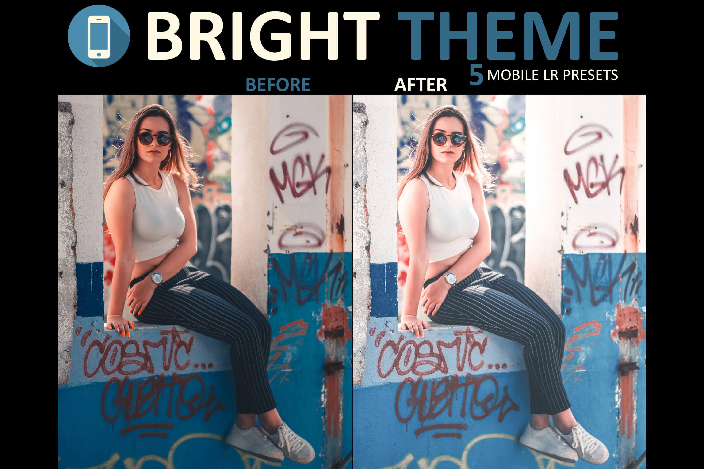 bright mobile presets
