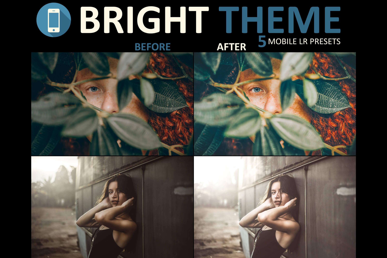 portrait effects lr mobile