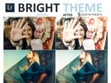 lightroom presets blogging