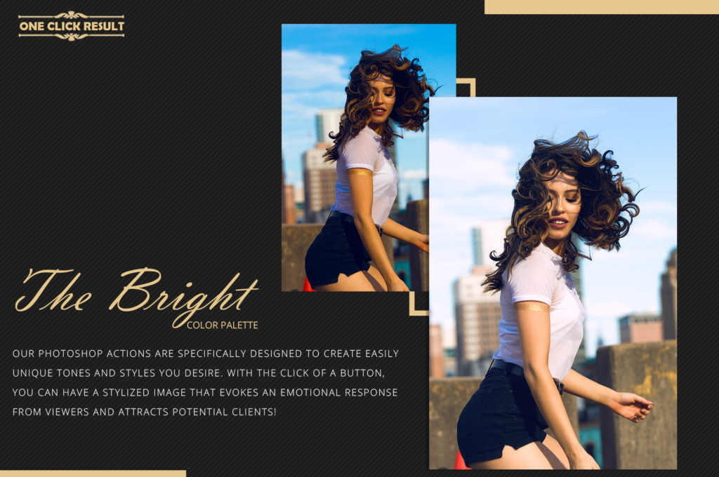 bright airy ps actions