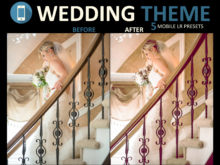 wedding preset