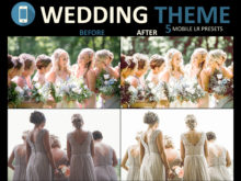 wedding photos lightroom cc