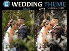 wedding romance presets