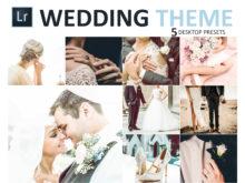 Neo Wedding Theme Desktop Lightroom Presets