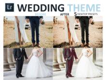 wedding lr presets 3motional