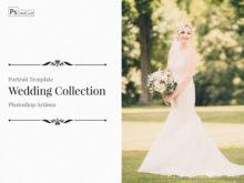 Neo Wedding Theme PS Actions & LUTs Bundle