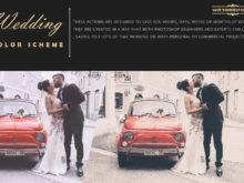 wedding photo filters photoshop