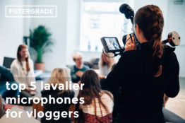 Top 5 Lavalier Microphones for Vloggers - FilterGrade