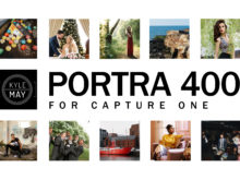 Kyle May - The Portra 400 Styles Pack for Capture One