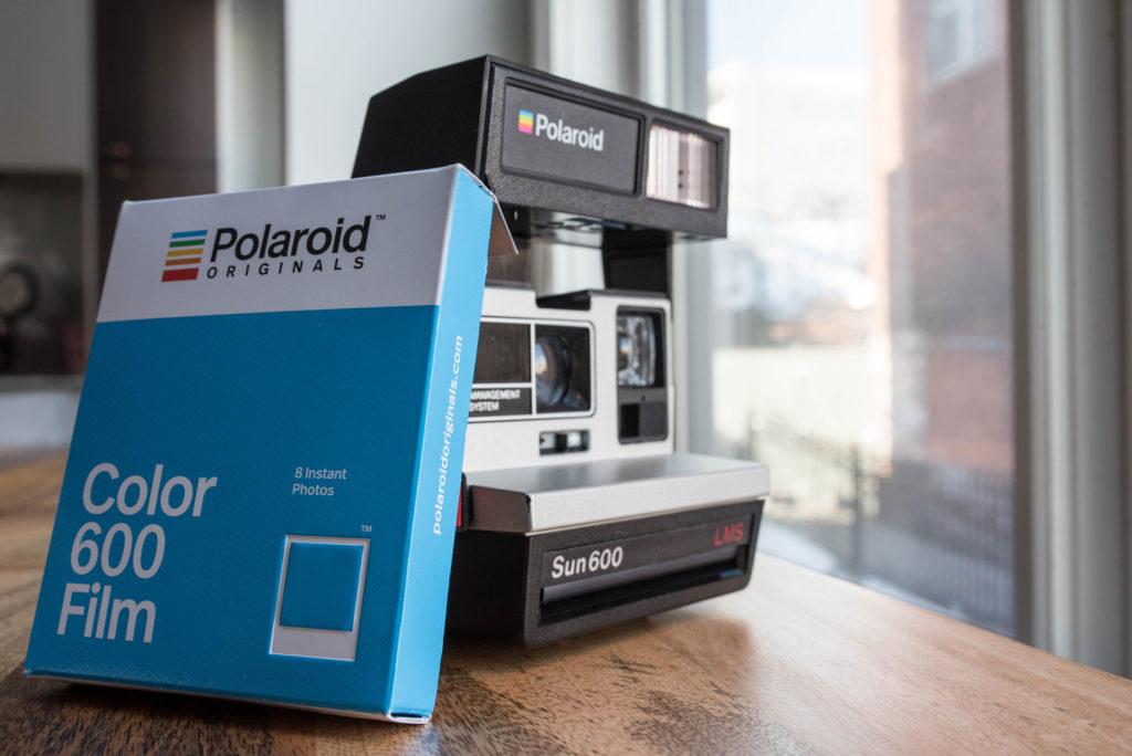 Polaroid Sun 600 - FilterGrade