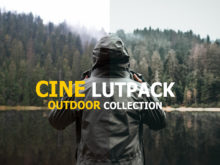 CINE LUTPACK OUTDOOR COLLECTION