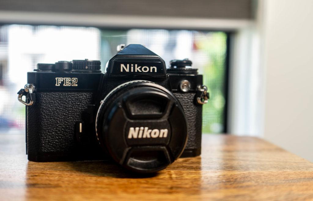 Nikon FE2 - FilterGrade