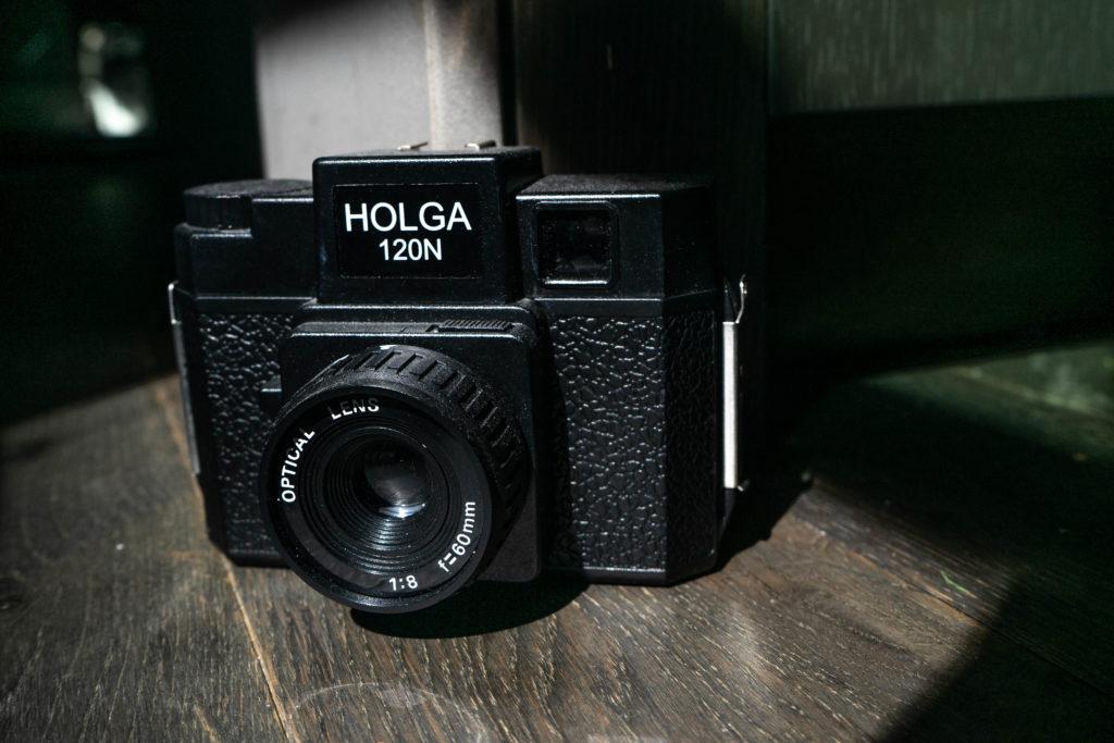 Holga 120N - FilterGrade