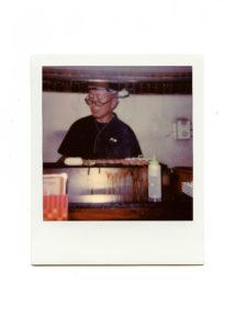 Polaroid 600 sample - FilterGrade