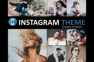 Instagram Theme Mobile Lightroom Presets