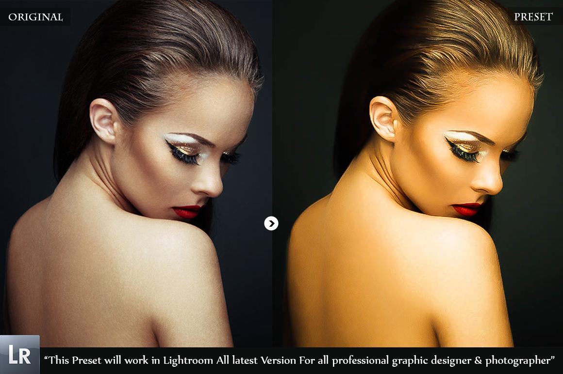 Professional Skin Retouch Beauty Preset