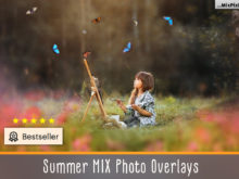 Summer Overlays Mix Pack by MixPixBox