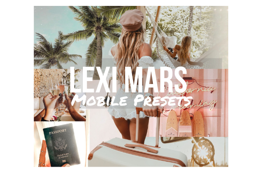 Lexi Mars Mobile Presets