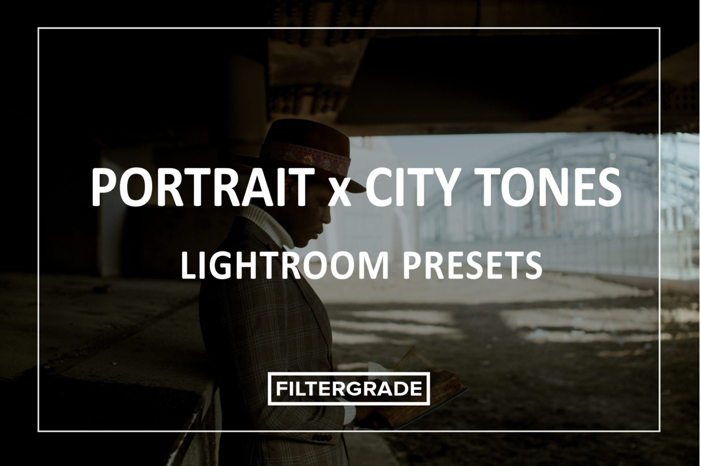 Portrait and City Tones Lightroom Presets by @ph_max