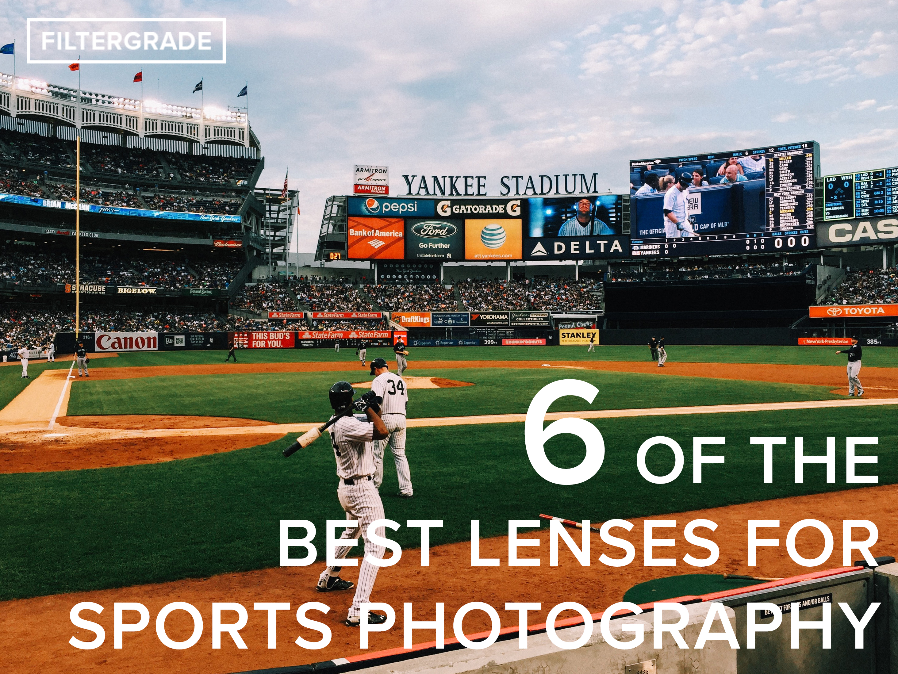 6 of the Best Lenses for Sports Photography - FilterGrade