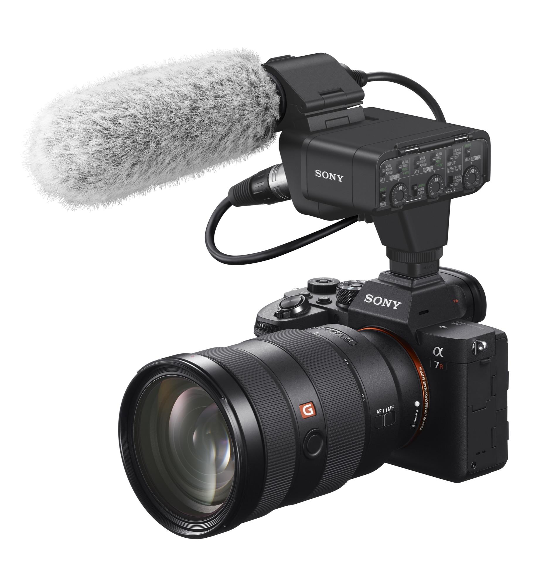 sony α7R IV video capabilities
