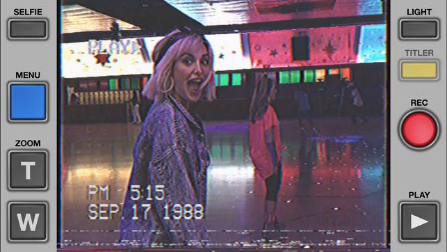 1 VHS Cam Lite - FilterGrade