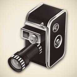 1 8mm Vintage Cam - FilterGRade