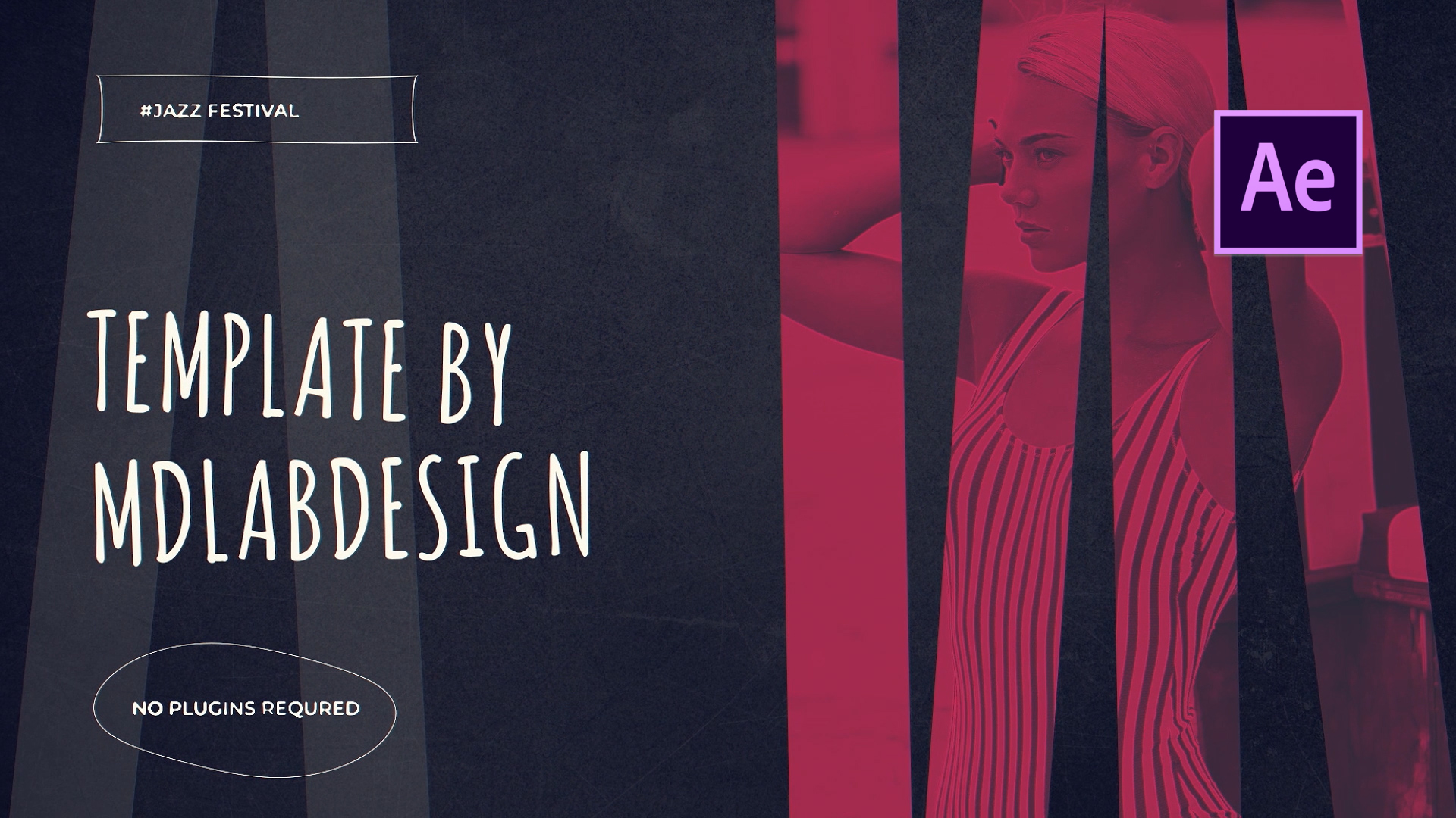 JAM - Stylish Slideshow After Effects Template