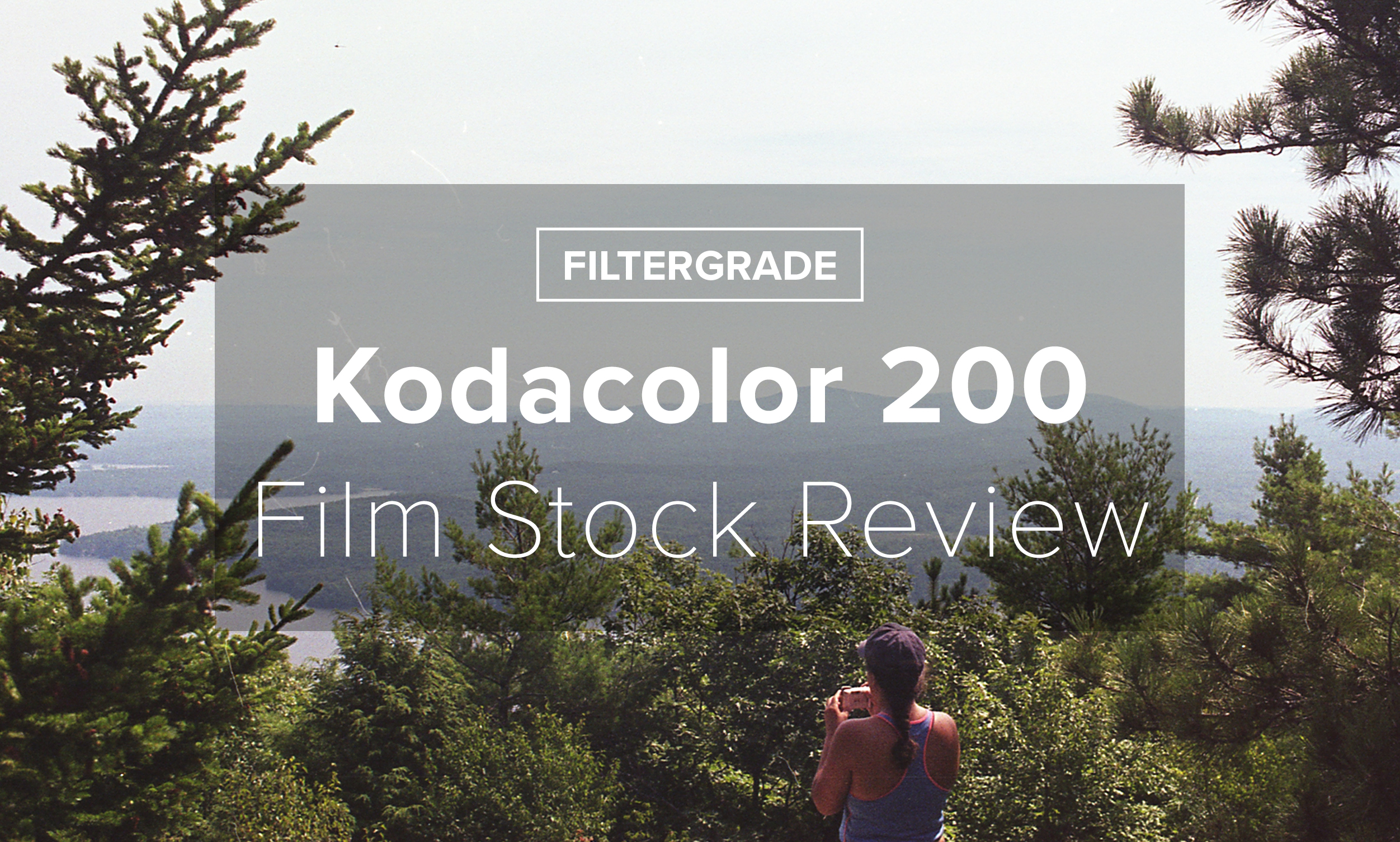 Kodacolor 200 Film Stock Review Feature - FilterGrade