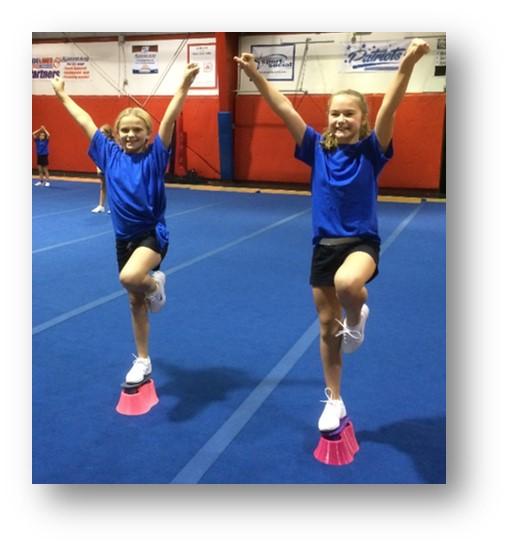 AAI Elite Cheer Stand