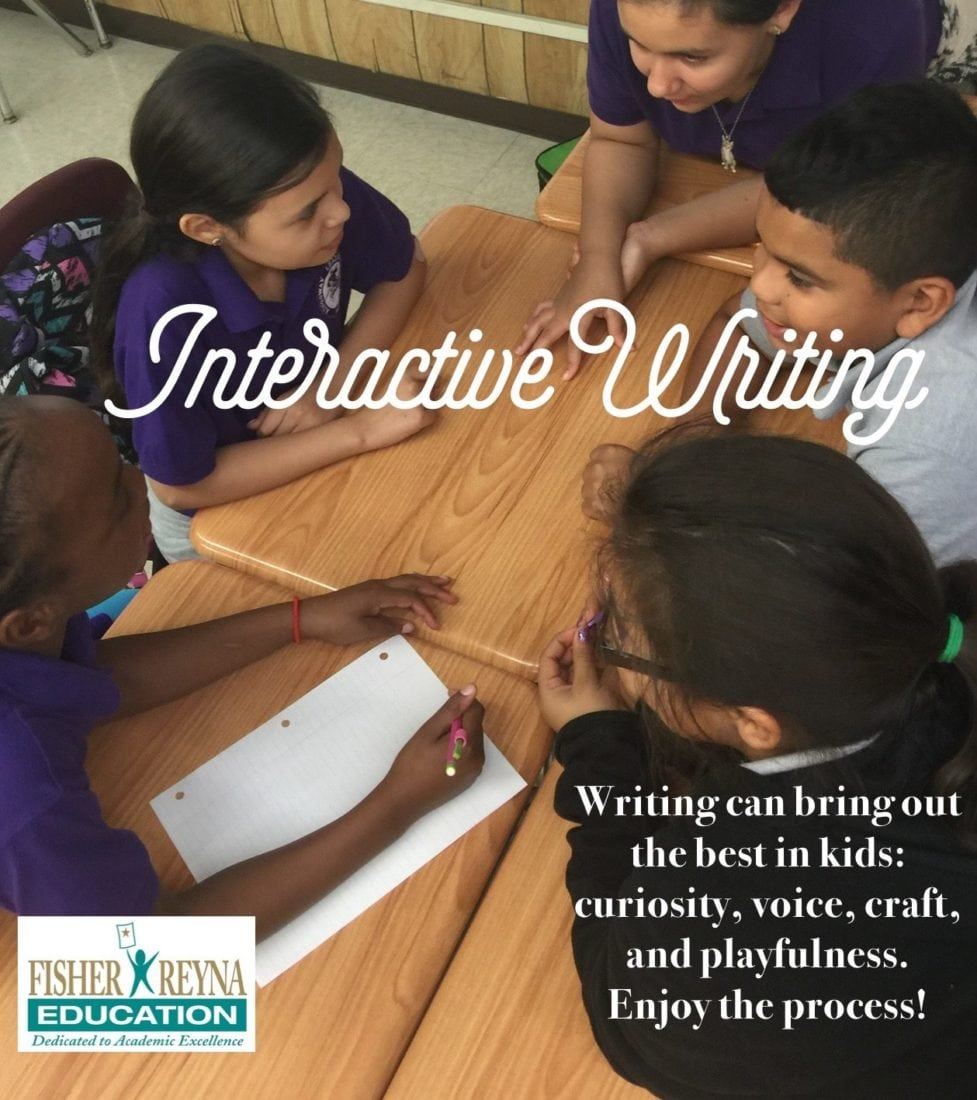Engaging and Effective Writing Practices