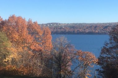 Glenwood Pines View of Cayuga Lake