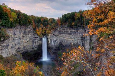 Taughannock-Falls-State-Park