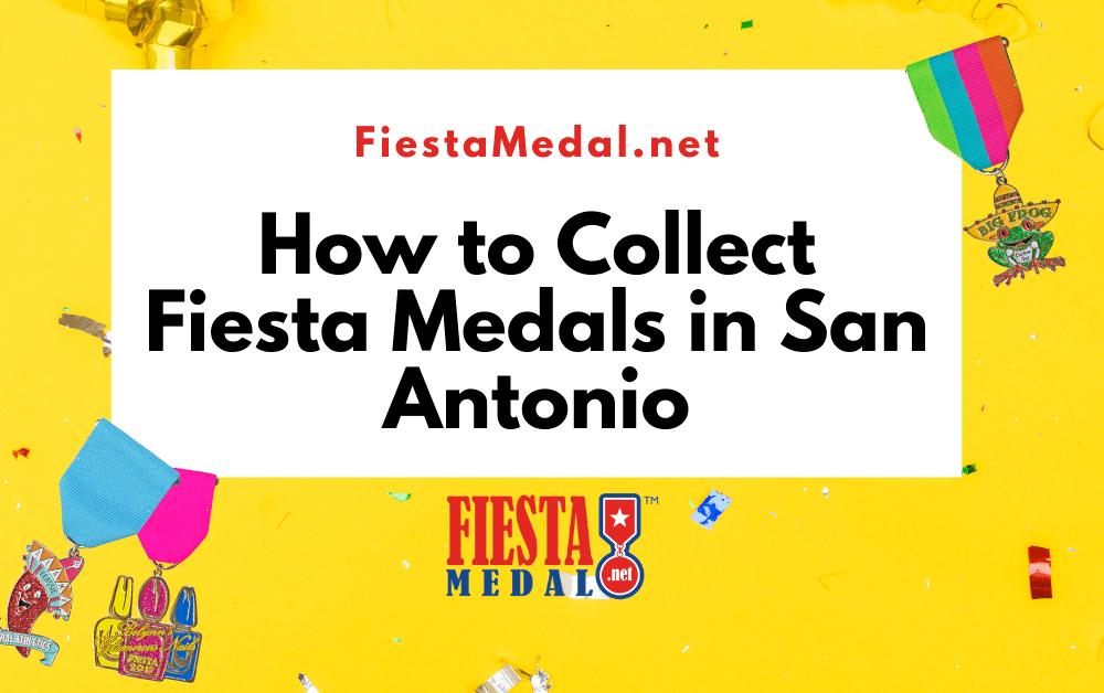 fiesta medals San Antonio