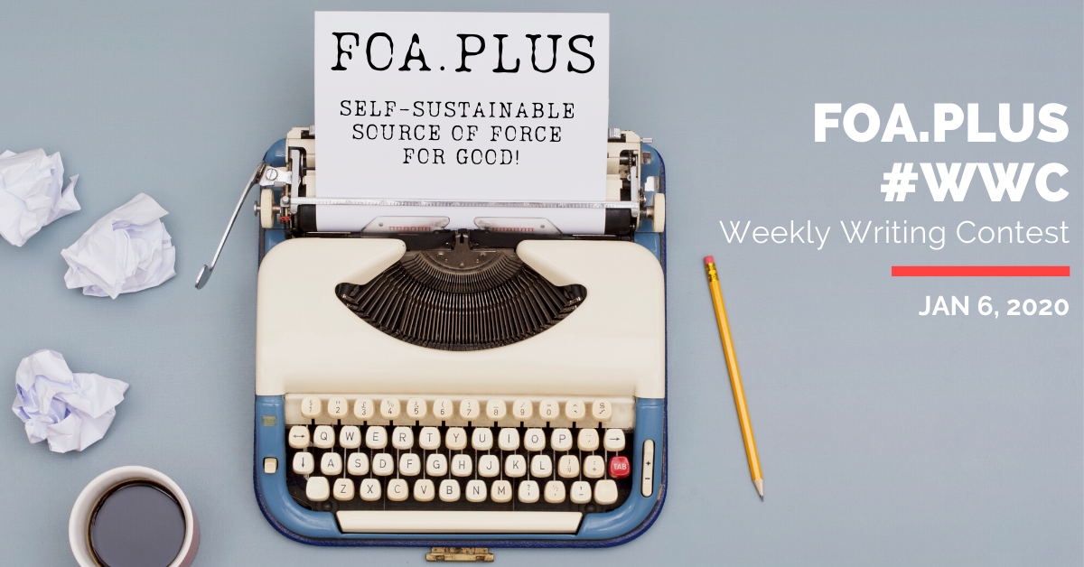 1.6.20 – weekly writing contest