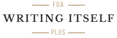 Writing Itself-Just another FOA.PLUS Authors site