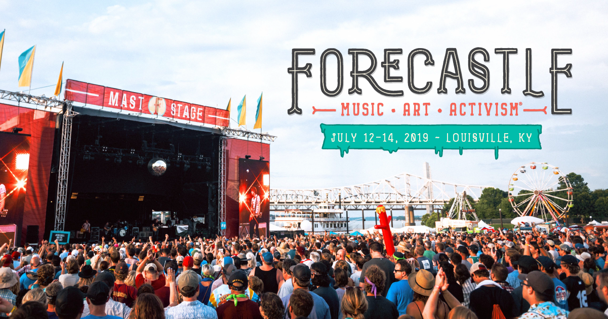 Forecastle Festival | July 12-14, 2019 | Louisville