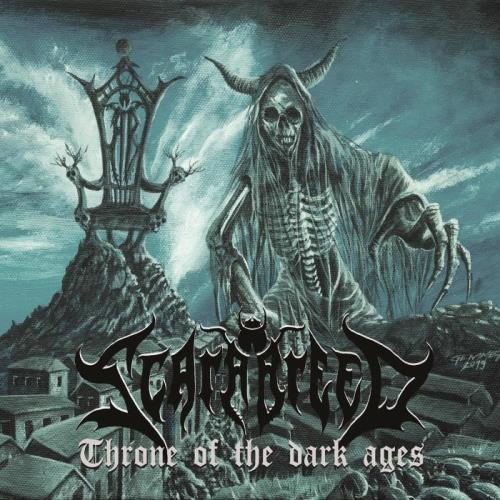 Scarabreed - Throne of the Dark Ages (2021)