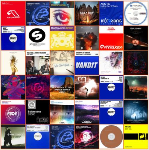 Flac Music Collection Pack 084 - Trance (1999-2021)