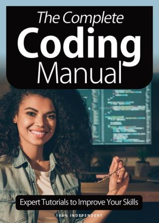 Magazine - The Complete Coding Manual 18 January 2021