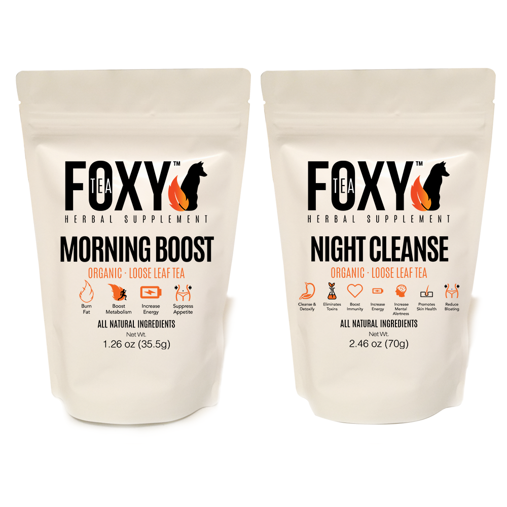 Foxy Tea® Detox & Cleanse Set