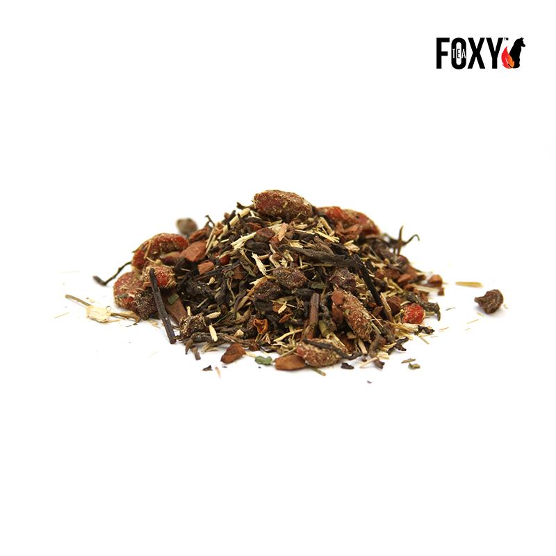 Foxy Tea® Energy Boost