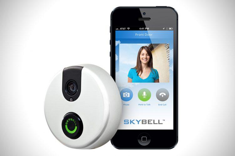 SkyBell Video Doorbell Camera