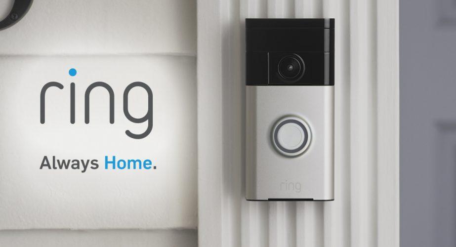 Ring Wi-Fi Video Doorbell