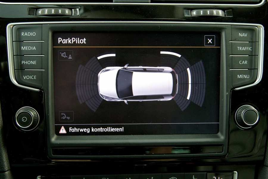 Parktronic from Mercedes-Benz