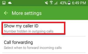 How to Call Someone Who has Blocked Your Number -Andorid Call Options