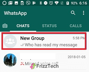How to add People to WhatsApp Groups without saving their Number - WhatsApp Group