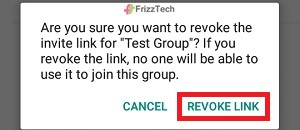 How to add People to WhatsApp Groups without saving their Number - WhatsApp Group removelink click