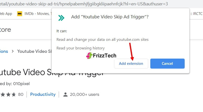 How to Skip YouTube Video Ads on Your PC Automatically - Youtube Skip Ad Extension