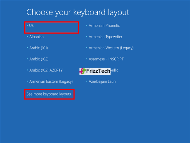 How to use a Windows 10 Recovery USB drive1